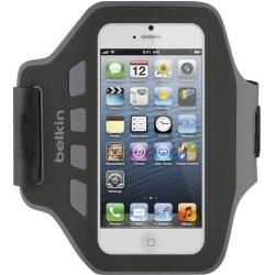 Belkin Ease-Fit Carrying Case (Armband) for iPhone - Blacktop