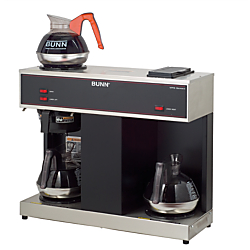 Bunn(R) VPS 12-Cup Pour-O-Matic Coffee Brewer