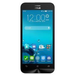 ASUS (R) ZenFone 2E Cell Phone For ATT/Unlocked, White, PAN500002