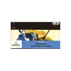 Canson Montval(R) Watercolor Paper, 10in. x 15in., 12 Sheets, Pack Of 2