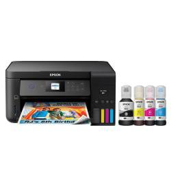 Epson(R) Expression(R) ET-2750 EcoTank(R) Wireless Color Inkjet All-In-One Printer, Copier, Scanner, C11CG22201