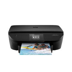 HP ENVY 5660 e-All-in-One Color Inkjet Printer, Copier, Scanner, Fax