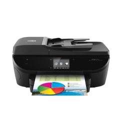 HP ENVY 7640 e-All-in-One Color Inkjet Printer, Copier, Scanner, Fax