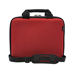 Nuo Tablet Slim Brief For iPad(R) And Tablets Up To 10in., Red
