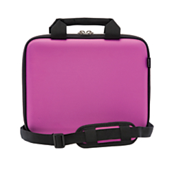 Nuo Tablet Slim Brief For iPad(R) And Tablets Up To 10in., Pink