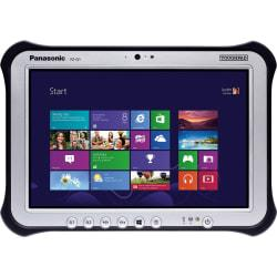 Panasonic Toughpad FZ-G1AAKGFLM Tablet PC - 10.1in. - In-plane Switching (IPS) Technology - Wireless LAN - 4G - Intel Core i5 I5-3437U 1.90 GHz