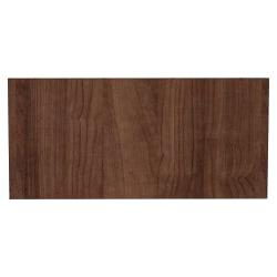 Lorell(R) Prominence Conference Table Modesty Panel, For 4ft. Top, Walnut