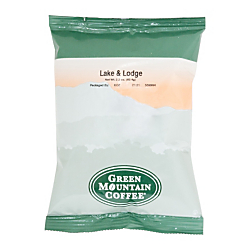 Green Mountain Coffee(R) Lake Lodge Coffee, Pack Of 50