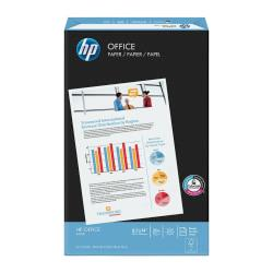 HP Office Paper, Legal Size Paper, 92 Brightness, 20 Lb, White, 500 Sheets