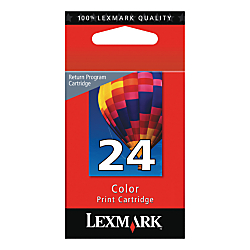 Lexmark(TM) 24 Color Ink Cartridge