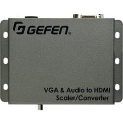 Gefen VGA Audio to HD Scaler \/ Converter