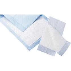 Protection Plus(R) Fluff-Filled Disposable Underpads, Economy, 23in. x 36in., 5 Underpads Per Bag, Case Of 30 Bags