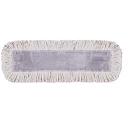 Wilen Tie-Free Disposable Dust Mop Pad, 24in. x 5in.