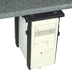 Mead-Hatcher(R) Underdesk CPU Holder
