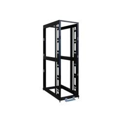 Tripp Lite 42U 4-Post SmartRack Premium Open Frame Rack (No Sides, Doors or Roof)