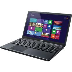 Acer Aspire E1-522-45004G50Mnkk 15.6in. LED Notebook - AMD A-Series A4-5000 1.50 GHz - Black