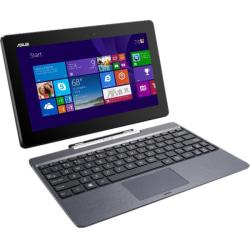 Asus Transformer Book T100TA-C2-EDU 64 GB Net-tablet PC - 10.1in. - In-plane Switching (IPS) Technology - Wireless LAN - Intel Atom Z3740 Quad-core (4 Core) 1.3