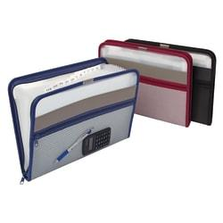 Office Depot(R) Brand Expanding File, 13 Pockets, Letter Size, Assorted Colors (No Color Choice)