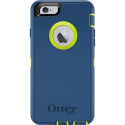 OtterBox Defender Carrying Case (Holster) for iPhone - Electric Indigo