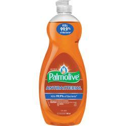 Palmolive Ultra Palmolive Antibacterial Dish Soap - Concentrate Liquid - 0.25 gal (32.50 fl oz) - 1 Each - Orange