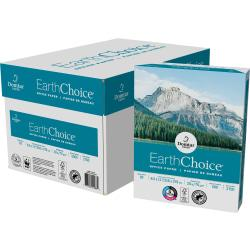 Domtar EarthChoice(R) Office Paper, Letter Paper Size, 92 Brightness, 20 Lb, FSC(R) Certified, 500 Sheets Per Ream, Case Of 10 Reams