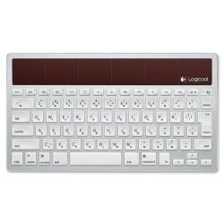Logitech Wireless Solar Keyboard K760 for Mac, iPad and iPhone