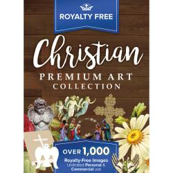 Royalty Free Premium Christian Images for Mac, Download Version