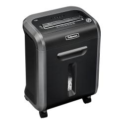 Fellowes(R) Powershred(R) 79Ci Jam-Proof 16-Sheet Cross-Cut Shredder