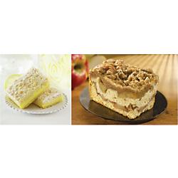 Sweet Street Dessert Crumb Cake Variety, 16 Servings