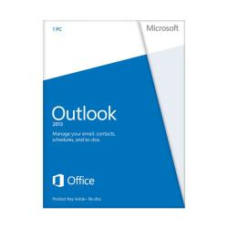 Microsoft(R) Office Outlook(R) 2013, Spanish Version, Product Key