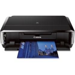 Canon PIXMA iP7220 Inkjet Printer - Color - 9600 x 2400 dpi Print - Photo/Disc Print - Desktop - 15 ipm Mono Print / 10 ipm Color Print (ISO) - 21 Second Photo