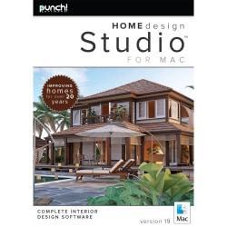 Punch! Home Design Studio for Mac v19, Download Version