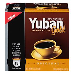Upc 043000057247 Yuban Coffee K Cups R Gold Original