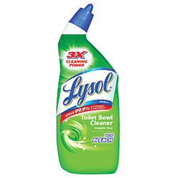 Lysol(R) Toilet Bowl Cleaner With Bleach, 24 Oz.