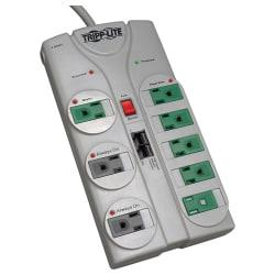 Tripp Lite 8-Outlet Surge Suppressor