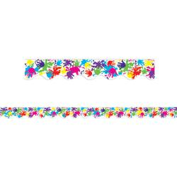 Teacher Created Resources Border Trim, 2 3/16in. x 35in., Helping Hands, Pre-K - College, Pack Of 12