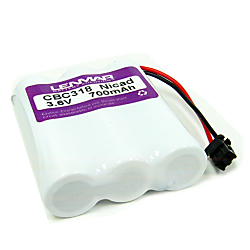 Lenmar CBC318 Battery For Panasonic, Casio, Sharp, Uniden and Other Cordless Phones