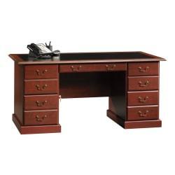 042666608459 Upc Sauder Heritage Hill Executive Desk In