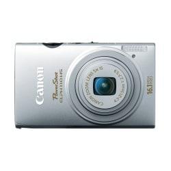 Canon PowerShot ELPH 110 HS 16.1-Megapixel Digital Camera, Silver
