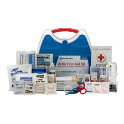First Aid Only ReadyCare First Aid Kit, Large, 11 1/2in.H x 10 3/4in.W x 4in.D