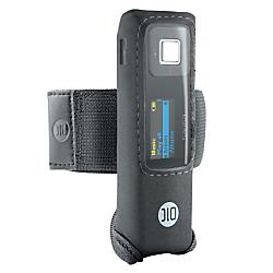 DLO Action Jacket For SanDisk(R) Sansa(R) Express MP3 Player, Black Neoprene