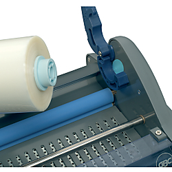 GBC(R) Laminating Film Rolls For Ultima(R) 35 EZLoad(R) Laminating Machine, 1.7 mil, 12in. x 300ft., Pack Of 2