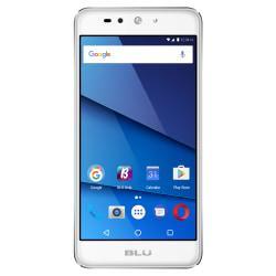 BLU Grand XL LTE G0031WW Cell Phone, Silver, PBN201328
