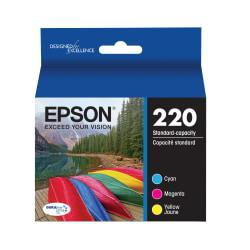 Epson(R) DuraBrite(R) Ultra Standard Capacity Color Multipack Ink Cartridges