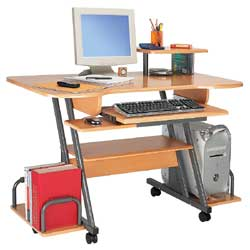 office depot rs to go astute computer desk