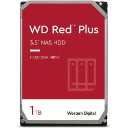 WD Red WD10EFRX 1 TB 3.5in. Internal Hard Drive