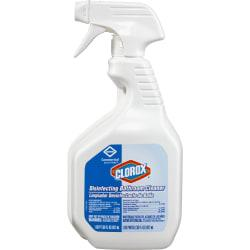Clorox(R) Disinfecting Bathroom Cleaner, 30 Oz.