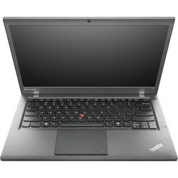 Lenovo ThinkPad T440s 20AQ004EUS 14in. Touchscreen LED (In-plane Switching (IPS) Technology) Ultrabook - Intel Core i5 i5-4300U 1.90 GHz - Graphite Black