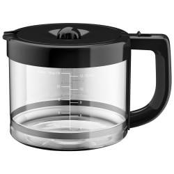 KitchenAid(R) KCM11GC 12-Cup Glass Carafe, Clear/Black