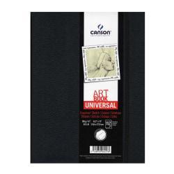 Canson Art Book Universal Hardbound Sketchbook, 8 1/2in. x 11in.